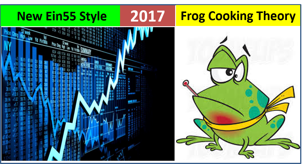 Ein55 Newsletter No 048 - image - Frog Cooking Theory