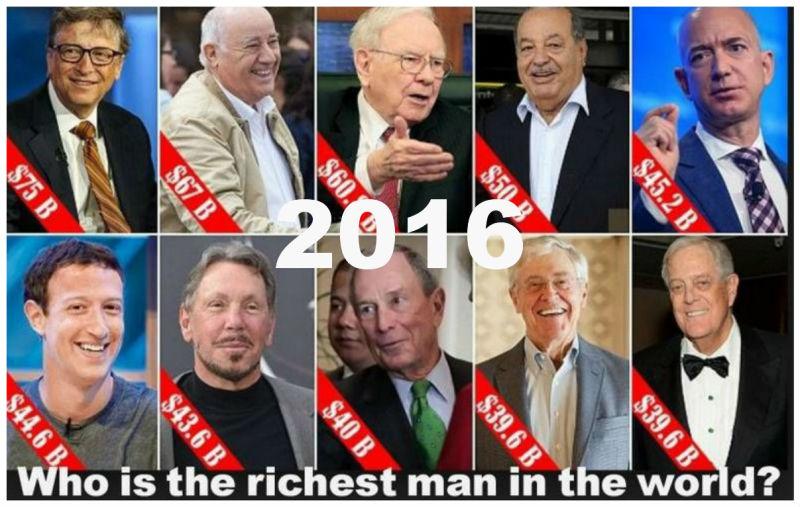 Ein55 Newsletter No 053 - image - Richest Billionaire
