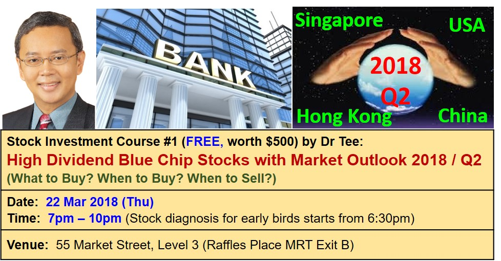 Dr tee ein55 free stock investment course in singapore - High div stocks ...
